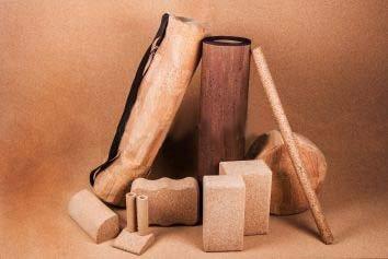 Yoga cork