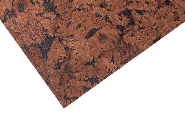 Korek ścienny dekoracyjny MIAMI-BLACK-BROWN